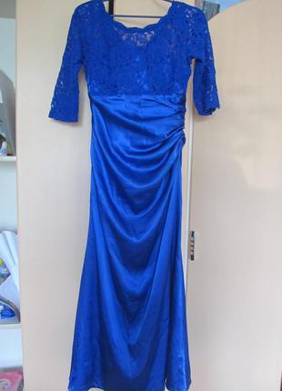 Вечерние платье ever pretty 36-38 размер