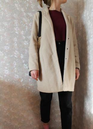 Очень крутое дорамское пальто оверсайс