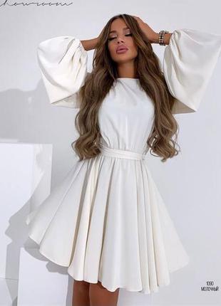 Женское платье  шёлк армани