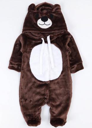 Комбинезон медвежонок для малышей