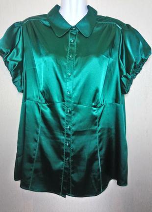 🌺 🌿 🍃 блуза нарядная р.54-56 🌺 🌿 🍃
