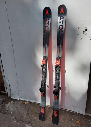 Atomic redster s9i лыжи