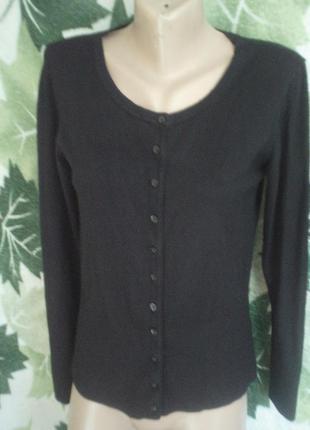 Soyaconcep. свитер кофта  мягенькая на пуговичках вискоза+нейлон