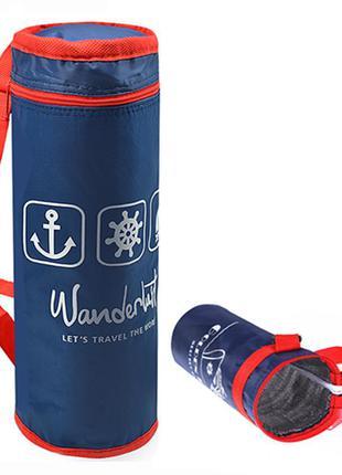 Термосумка для бутылки wanderfull 2 л (tl00234) новая