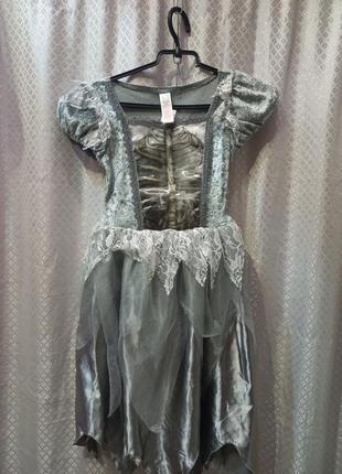 Карнавальное платье на хелоуин