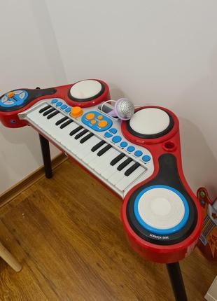 Музыкальная електронна установка для детей