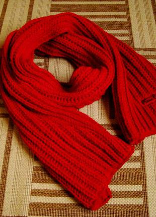 Pierre cardin, италия, оригинал, шарф.