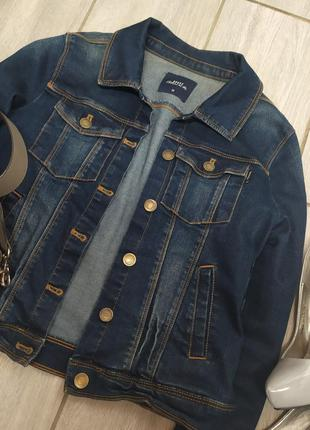 Стильная джинсовка ✓