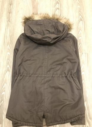 Парка куртка divided by h&m