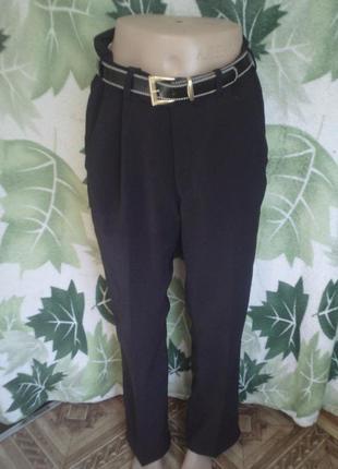 Brubaker хорватия брюки брючки со стрелами  с защипами