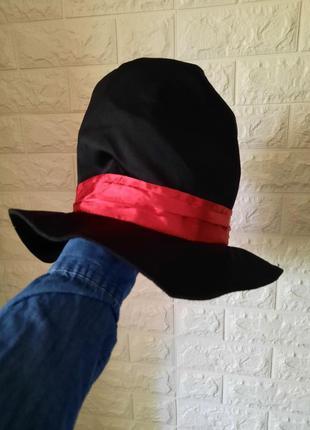 Шляпа карнавальная, шляпа пирата, барона, господина, волшебника