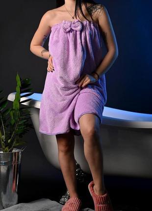Халат полотенце для сауны. или бани. подарок на новый год