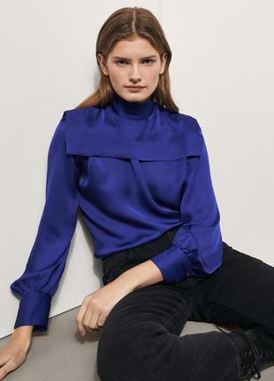 Блузка massimo dutti