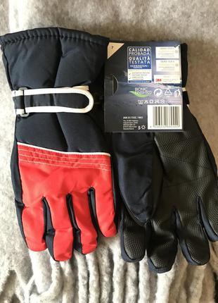 Профессиональные лыжные перчатки от немецкого бренда спортивной одежды crivit