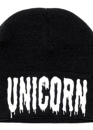 Стильна модна шапка unicorn 13260