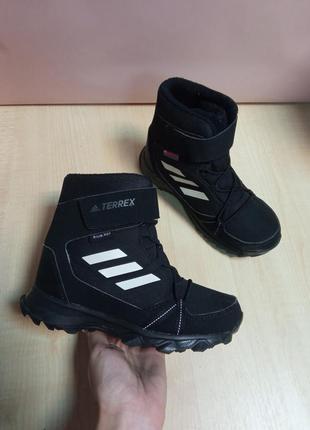 Черевики adidas  terrex snow cf cp cw performance s80885  оригінал
