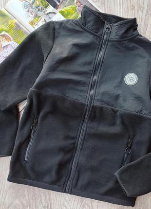 Флисовая кофта, курточка