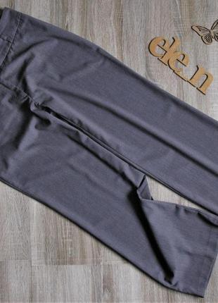 Стильные серые брючки h&m eur 44