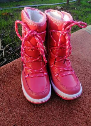 Дутики зимние сапожки ботинки