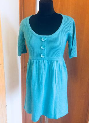 Тёплое платье / туника / свитер blancheporte