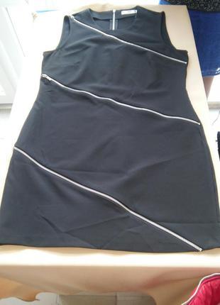 Маленькое черное платье mango