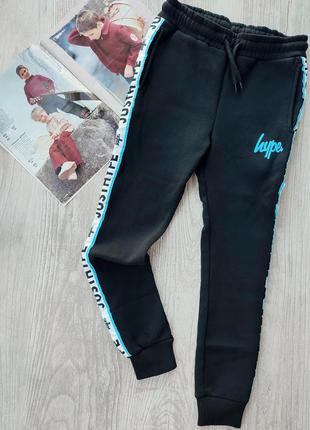 Плотные спортивные брюки с начёсом, штаны