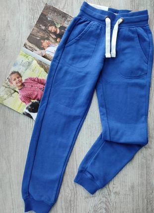 Спортивные брюки с начёсом, штаны