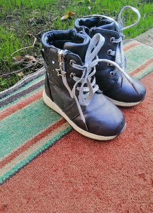 Зимние сапожки ботинки