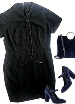 Классическое платье размер 50-52