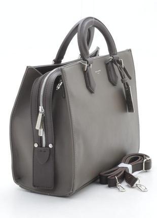 Женская сумка d. jones cm3581 d. taupe