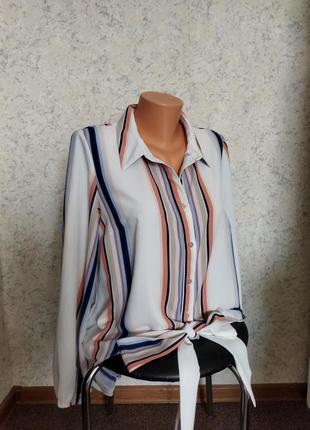 Шикарная блуза полубатал
