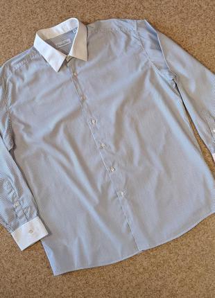 Рубашка в полоску christian dior