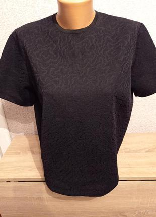 Блуза блузка на шикарные формы батал