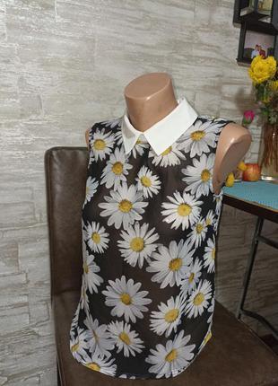 Шикарная блуза в идеале!!! шифон