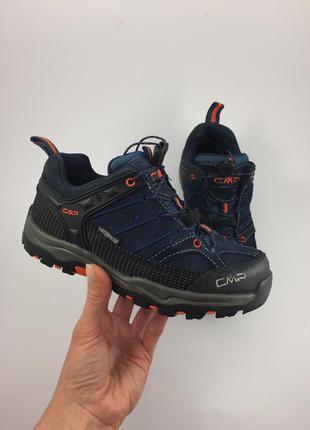 Cmp демисезонные кроссовки waterproof