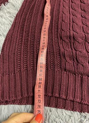 Платье, свитер тёплое