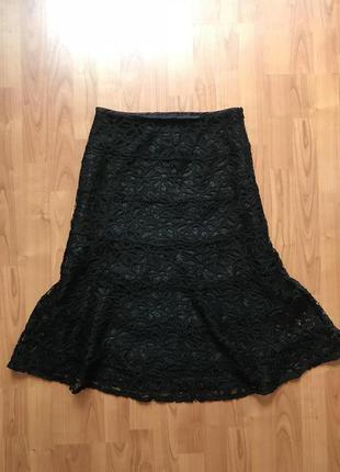 Новая ажурная юбка-тюльпан princeples 12рр