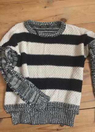 Свитер, свитер крупной вязки