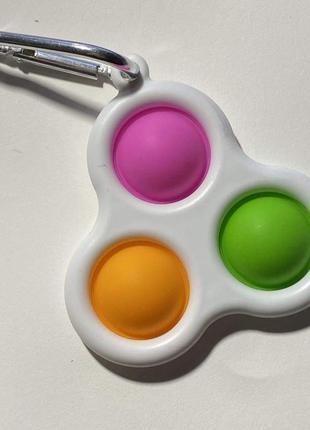 Симпл-димпл антистресс-игрушка 3 круга