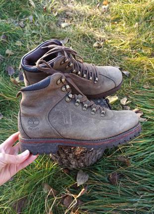 Ботинки черевики чоботи сапоги timberland 41 42 р оригінал