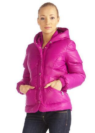 Курточка весенняя тёплая пуховик