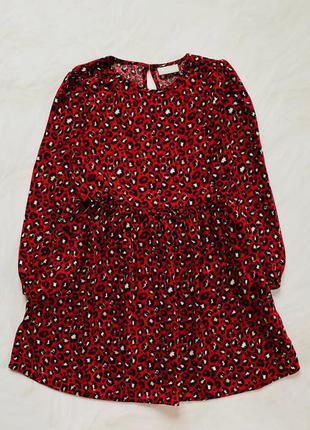 Matalan стильное платье на девочку 8 лет