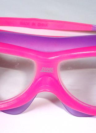 Очки для плавания zoggs 6-12 лет