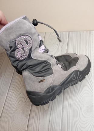 Сапоги сапожки ботинки gor tex primigy