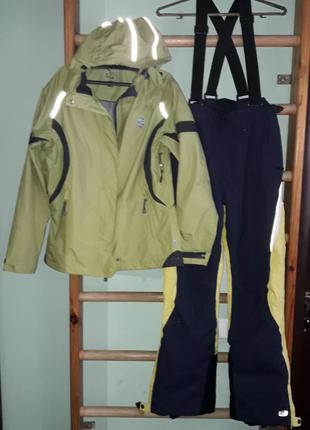 Лыжный костюм тсм nature trail, размер 36