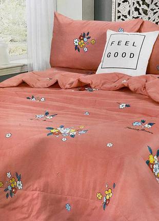 Набор постельного с одеялом