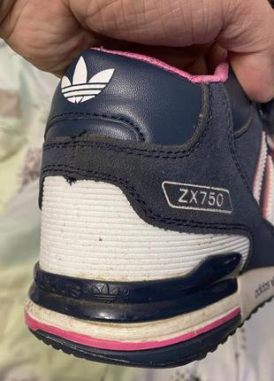 Кроссовки adidas женск. зимние 39 разм.