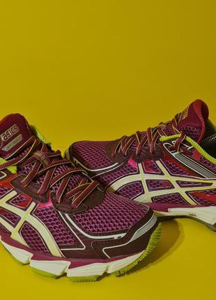 Asics gel gt-1000 40.5р. 25.5см кроссовки для бега и тренировок