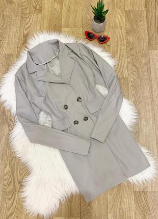 Новый стильный удлинённый пиджак в стиле милитари 😍