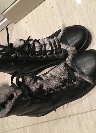 Ботиночки wagon paris